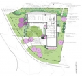Bethesda Zero Energy Home Site Plan