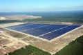 Lieberose Solar Park from Above (Germany)