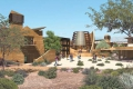 Desert Living Center Rendering