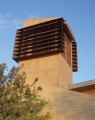 Desert Living Center Cooling Tower