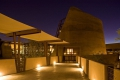 Desert Living Center Rammed Earth Rotunda