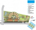 Water & Life Museums Site Plan