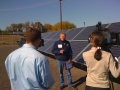 Ellensburg WA Solar Gary Nystedt on TV