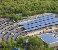 William Paterson University Solar Aerial