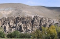Iran Kandovan Rock Village