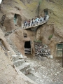 Iran Rock House Balcony