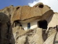 Iran Rock House Carved