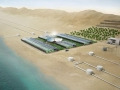 Desalination Sahara Forest Project