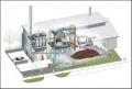 Dockside Green Biomass Gas Plant Illustration