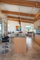 Sungazing House Kitchen Island