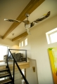 Sungazing House Loft Fan