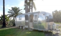 Airstream Trailers Renovated Modern, Green