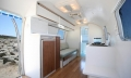 Airstream 1972 Renovation Kitchen