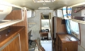 Airstream 1978 Renovation Interior Before