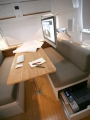 Airstream 1978 Renovation Dining