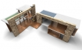 Dollhouse from Above