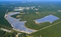 Long Island Solar Farm Aerial View
