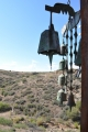 Arcosanti Bells Outside