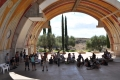 Arcosanti Morning Meeting