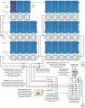 Art Tec PV System Wiring Diagram