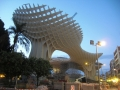 Metropol Parasol under Construction