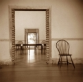 Poplar Forest Interior Doorway