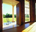 Poplar Forest South Portico