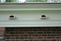 Poplar Forest Wing Roof Drains