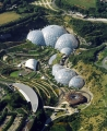 Eden Project Aerial 2