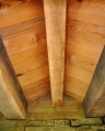 Poplar Forest Wing Roof Supports