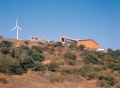 Ventolera Winery with Wind Generator (Chile)