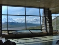 Eielson View out Window
