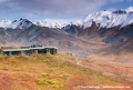 Eielson Visitor Center Off-Grid in Denali