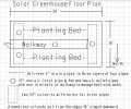 YMCA Solar Greenhouse Floor Plan