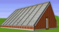 YMCA Solar Greenhouse Rendering