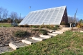 YMCA Solar Greenhouse Steps