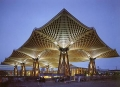 Hannover Pavilion Soars in Wood (Germany)