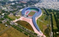 Taiwan Stadium 100 Percent Solar-Powered