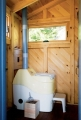 Maine Cabin Composting Toilet