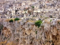 Matera Cave Dwellings in Italy