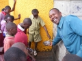Mahiga collected drinking water
