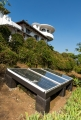 Finca Rosa Blanca Solar Thermal at Hotel