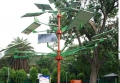 Solar Power Tree India 2