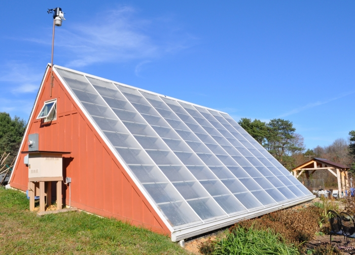 Ymca Solar Greenhouse Overview