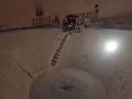 Ice House Interior in Iran